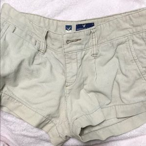 Size 4 great material American eagle shorts